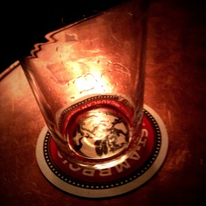 photo of empty glass